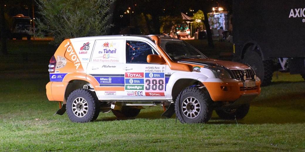 Dakar 3 de enero villa carlos paz 20