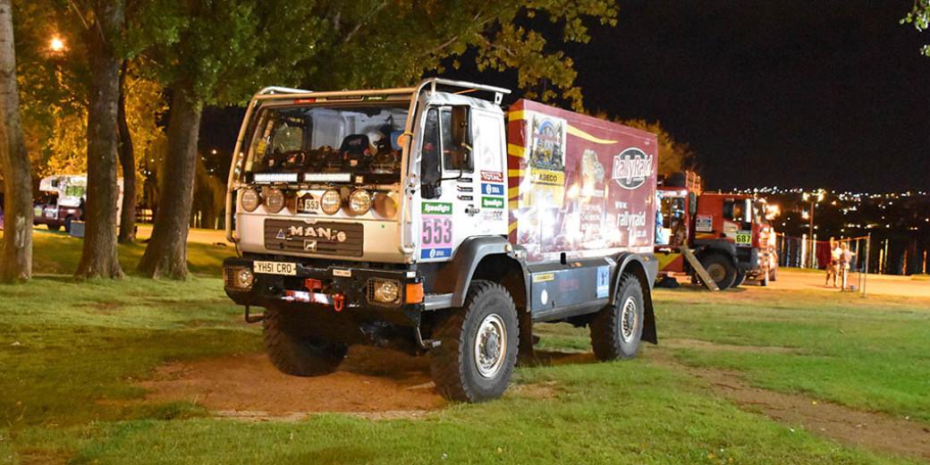 Dakar 3 de enero villa carlos paz 21