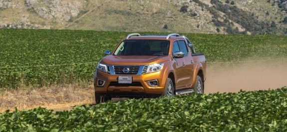 Nissan NP 300 Frontier: presentación oficial