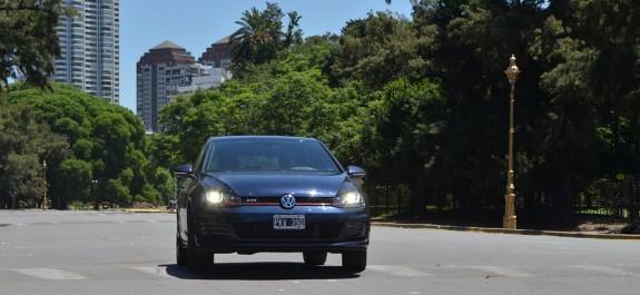 VW Golf GTI: Pura reacción