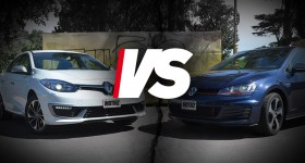 Fluence GT2 VS Golf GTI 13