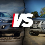 Toyota Hilux Vs Nissan Frontier