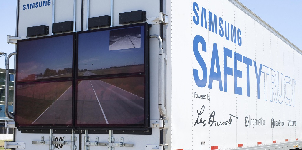 Samsung Safety Truck 8