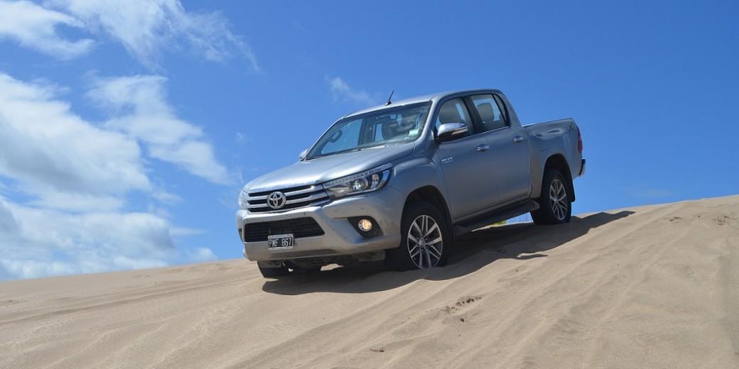 estetica Toyota Hilux