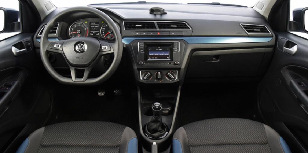 Volkswagen present los nuevos gol trend y voyage 2017 for Interior gol trend 2018