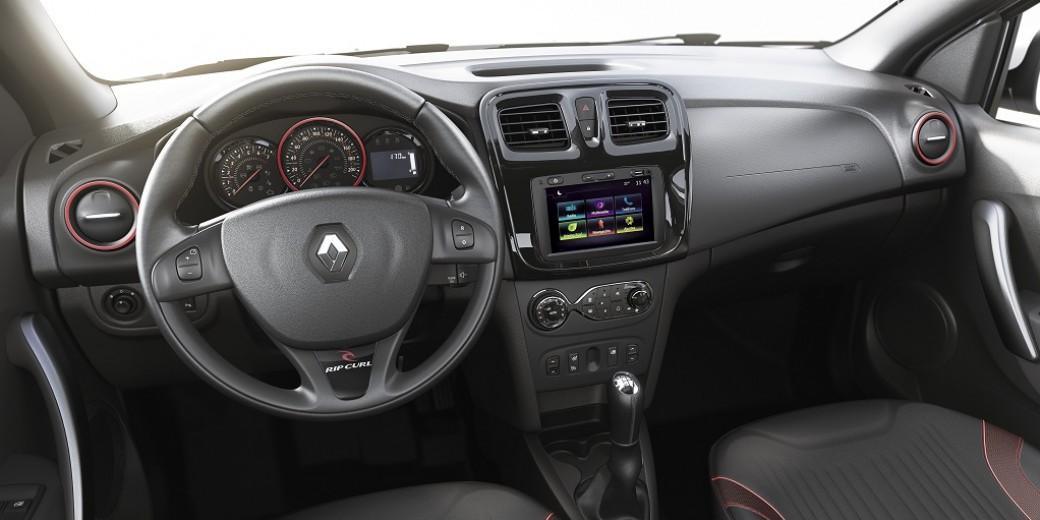 Renault sendero CGI Automotive Visualization