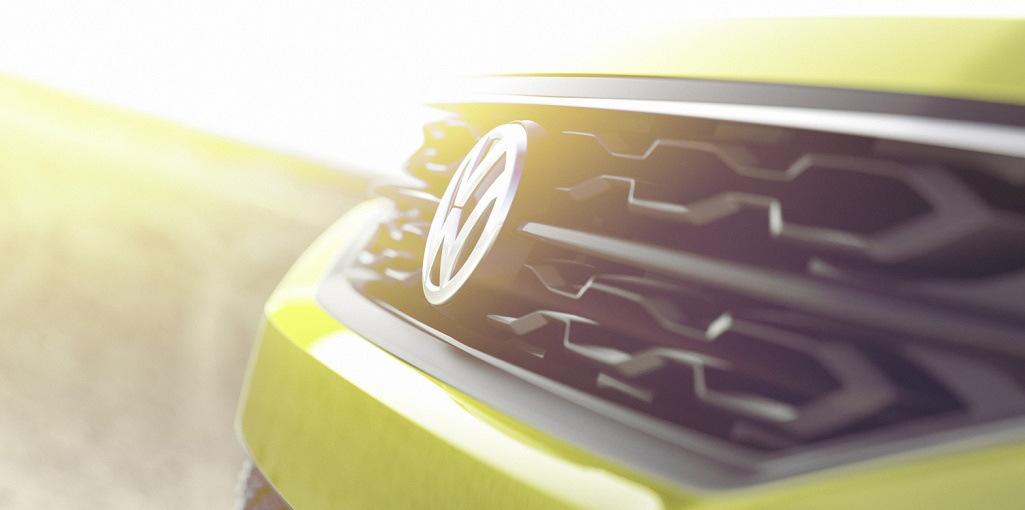Volkswagen anticipa un nuevo SUV chico