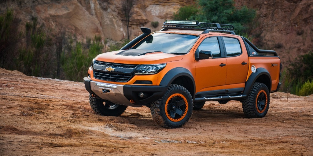 Chevrolet anticipa la nueva S10 que llegará en junio » Motriz