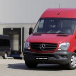 Nueva Mercedes Benz Sprinter 2016