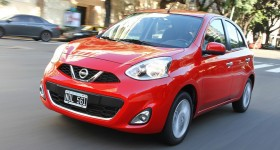 Nissan March AT