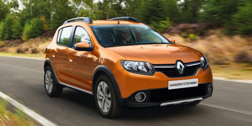 Renault sandero ste