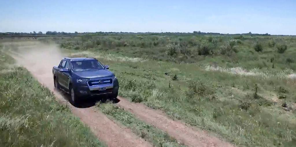 Ford Ranger nueva 2016