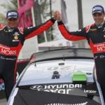 Equipo Rally Hyundai