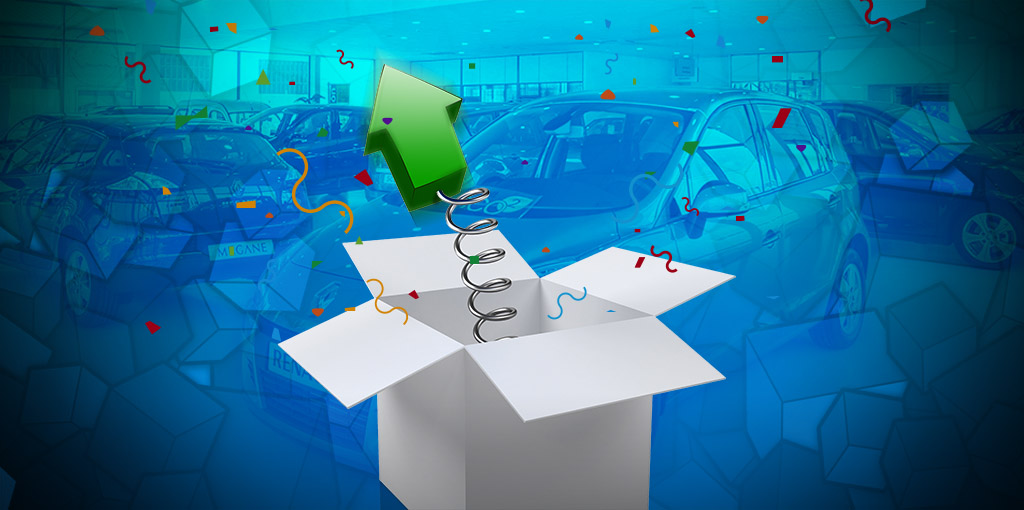 Sorpresa en ventas de autos