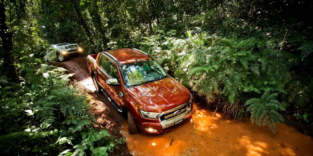Ford Ranger Nueva