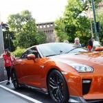 Nissan GTR y Sony