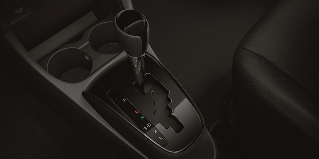 Toyota Etios caja automatica 2016