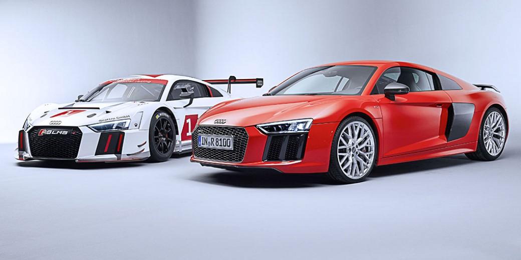R8 GT3 LMS, R8 V10