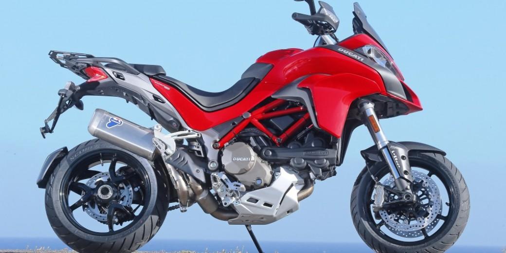 Ducati Multiestrada 1200 4
