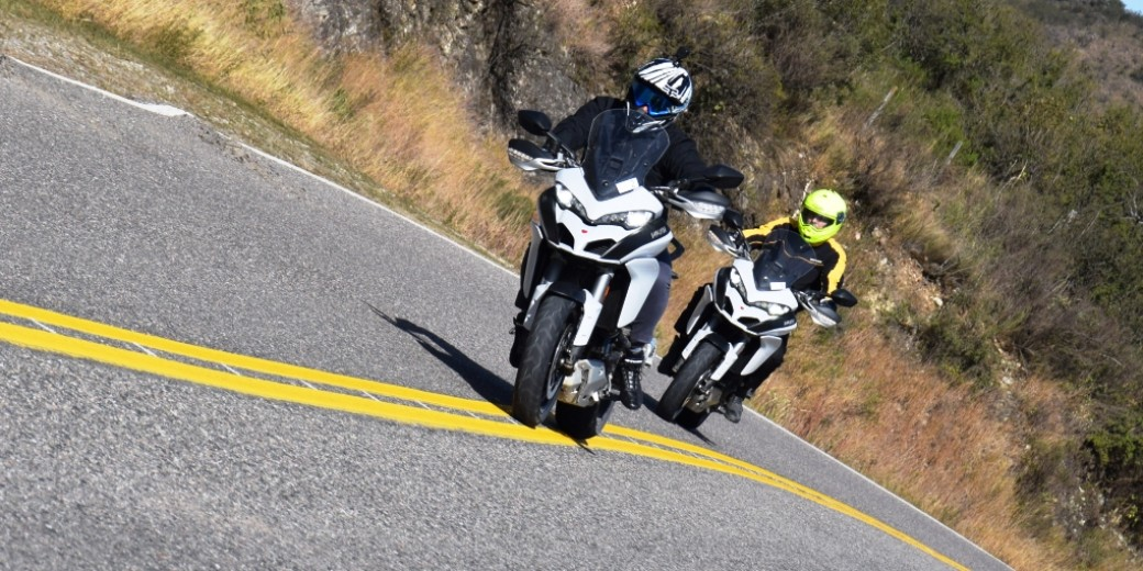 Ducati Multiestrada 1200 prueba 2