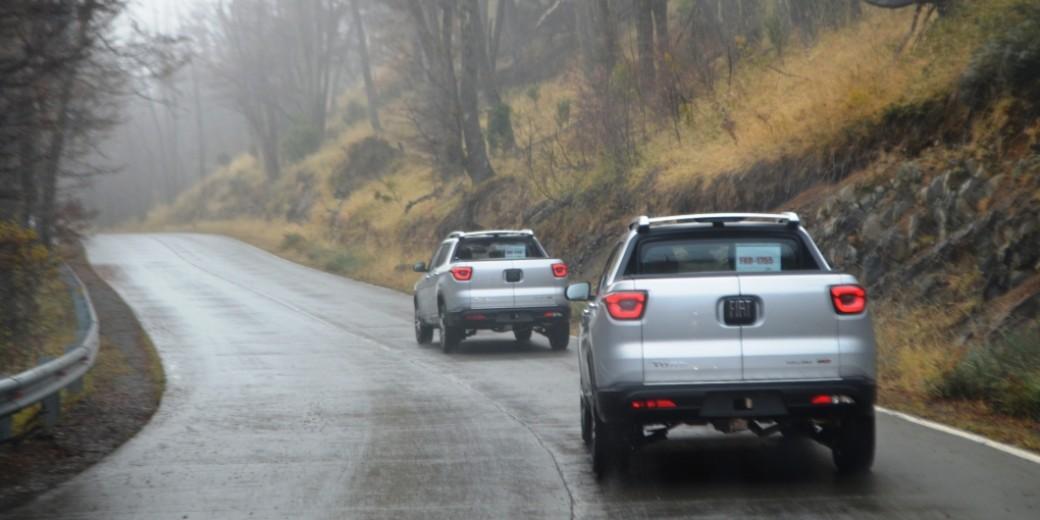 Fiat Toro en ruta 3