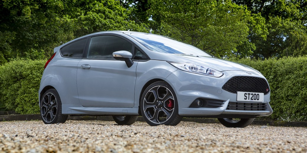 Ford – Focus ST