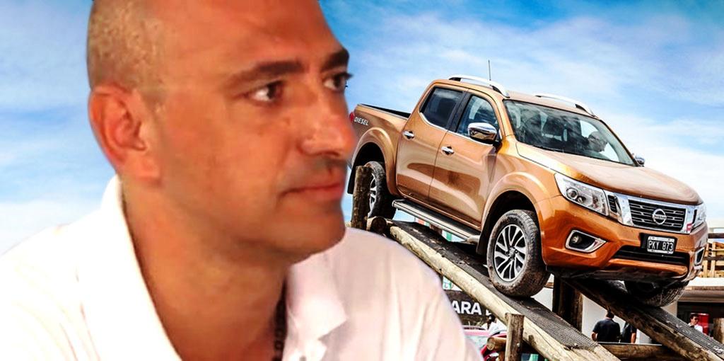 Oscar Basmagi Nissan Agroactiva