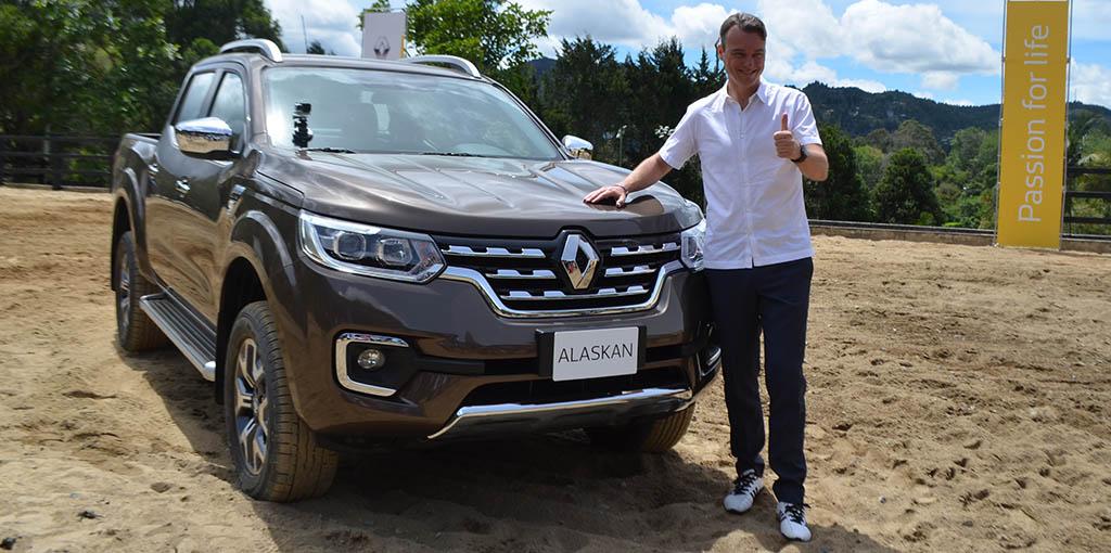 Renault Alaskan 4
