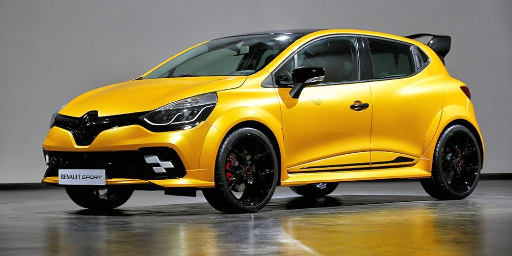 Renault – Clio Sport