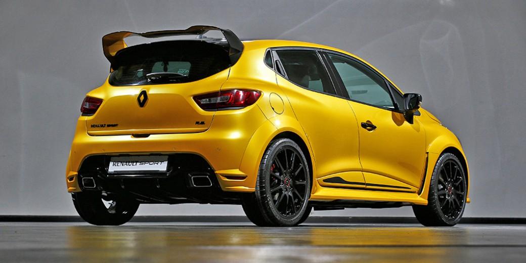 Renault – clio sport 2