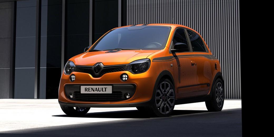 Renault – twingo 2