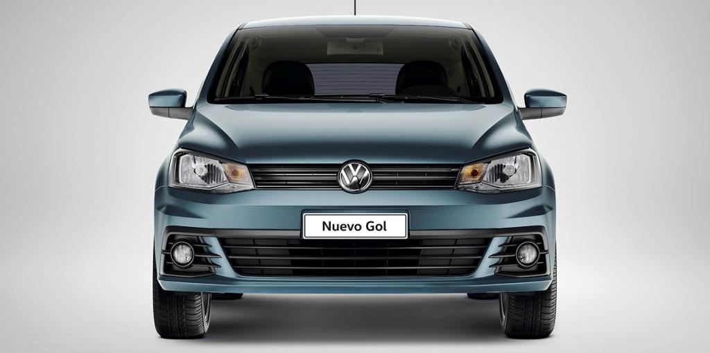 Volkswagen Gol 2016 frontal