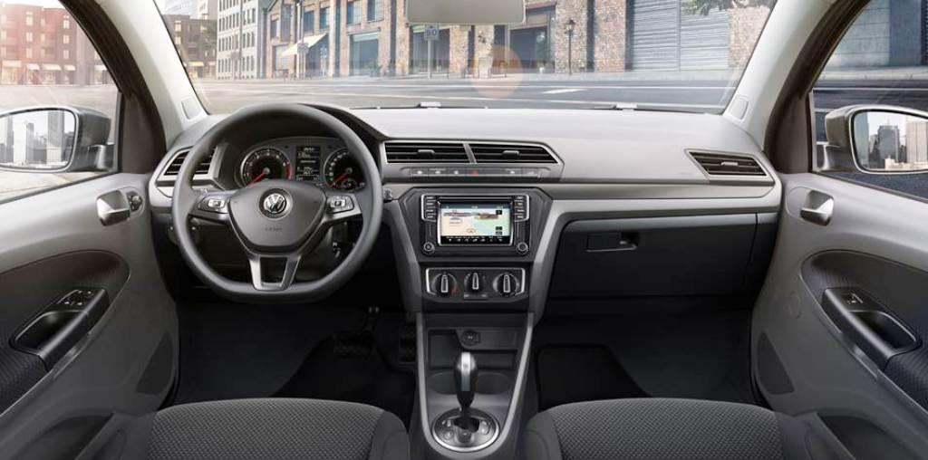 Volkswagen Gol interior 2