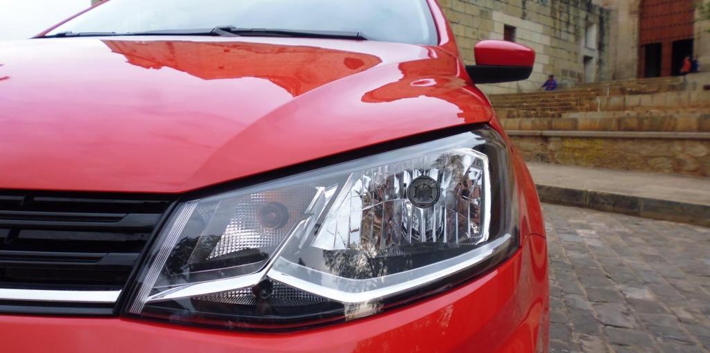 Volkswagen Gol optica