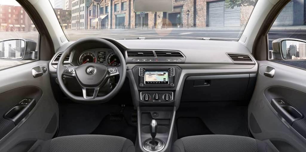 Volkswagen gol interior