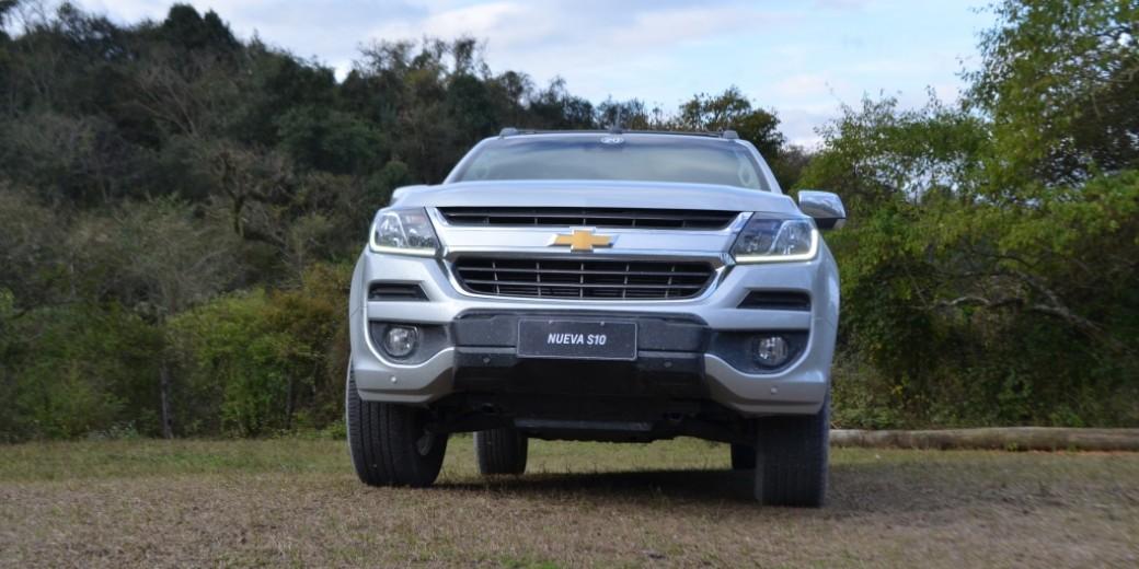 Chevrolet S10 3