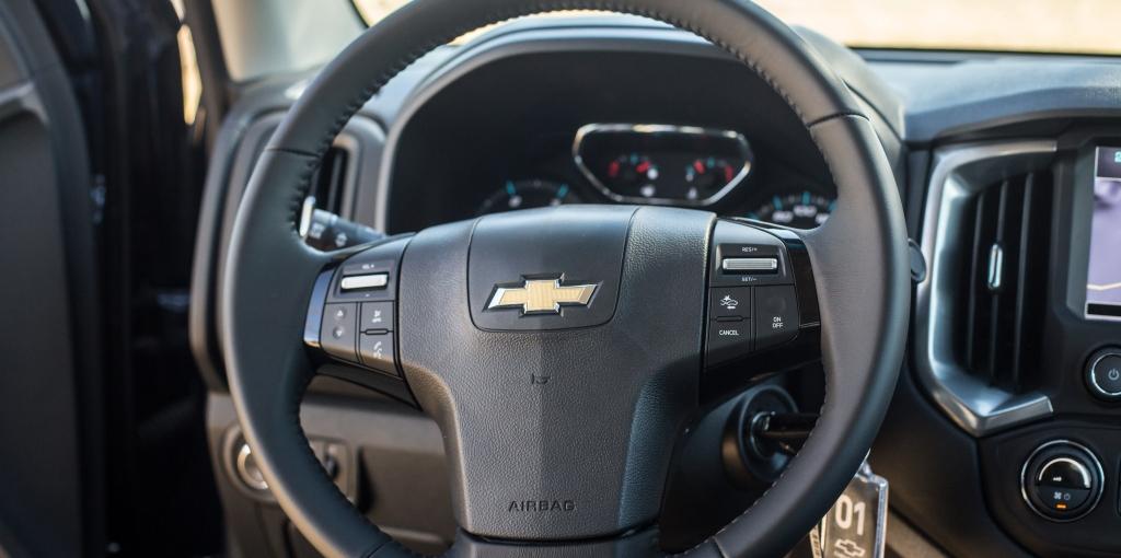 Chevrolet S10 volante