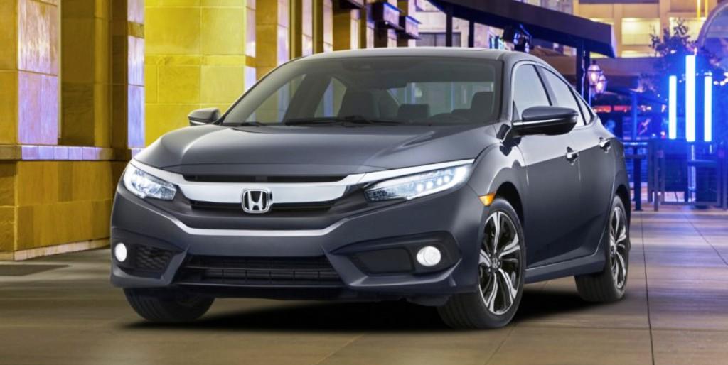 Honda Civic frente
