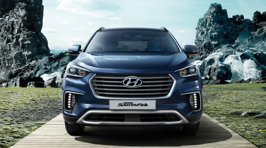 Hyundai Grand Santa Fe 2