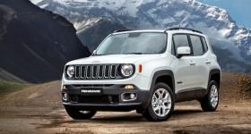Jeep Renegade Invierno