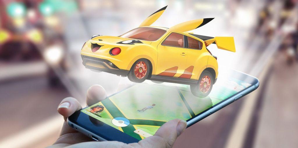 Pikachu-Nissan Juke