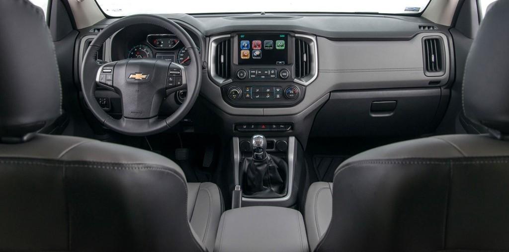 Chevrolet s10 interior
