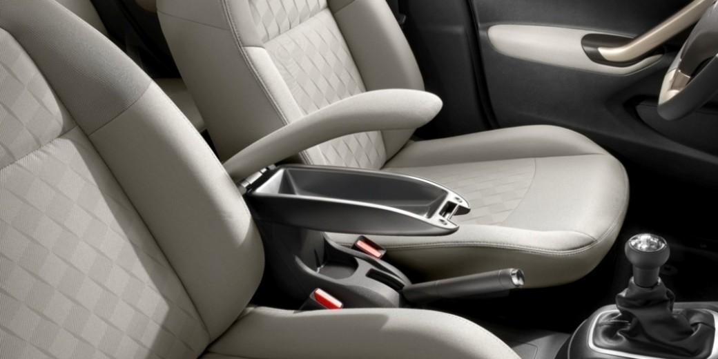 Citroen C-Elysee asientos