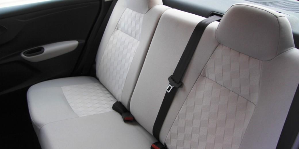 Citroen C-Elysee asientos atras