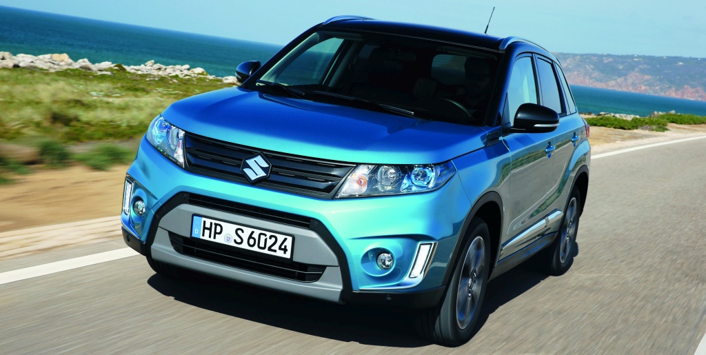 Suzuki New Vitara 1