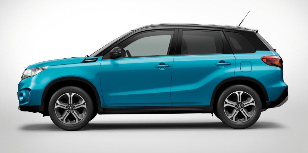 Suzuki new vitara perfil