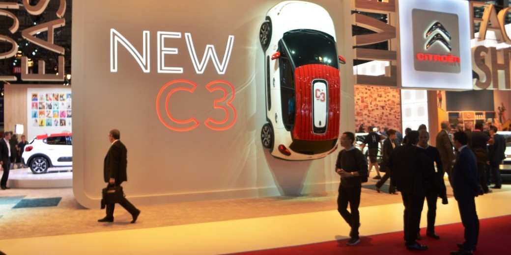 Citroen C3 presentacion