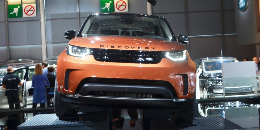 Discovery Land Rover 1