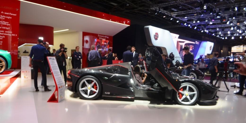Ferrari Aperta 1