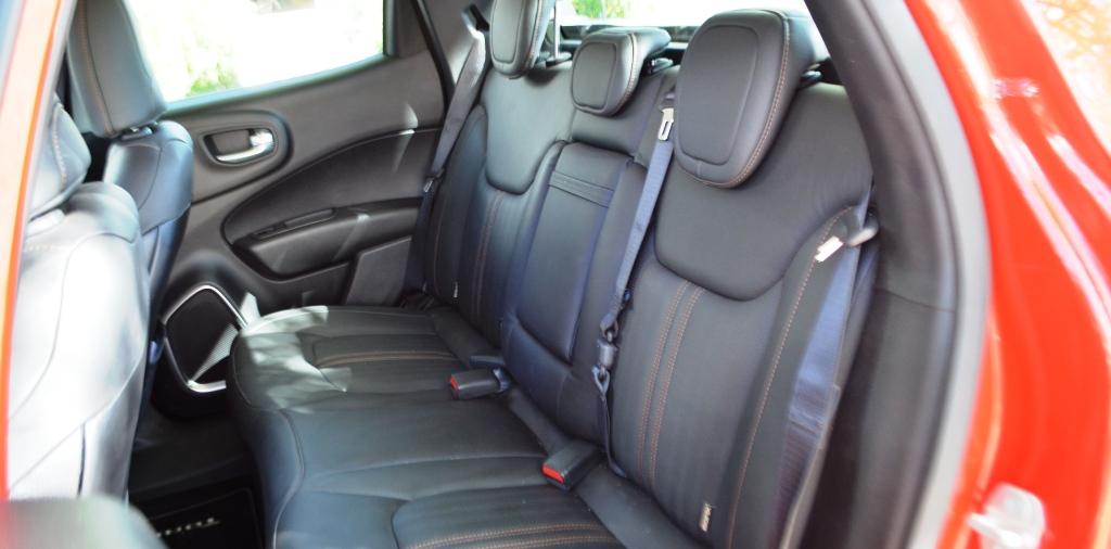 Fiat Toro interior 2